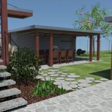 Architektura v zahradě